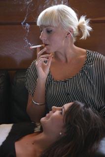 Leah and Loretta